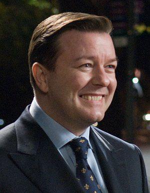 Ricky Gervais, Wen die Geister lieben (Person) 2008