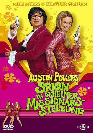 Austin Powers - Spion in geheimer Missionarsstellung -