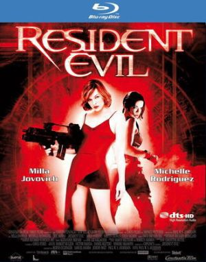 Resident Evil (Blu Ray)