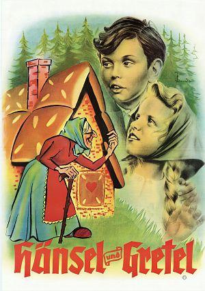 Hänsel und Gretel (Kino) 1954
