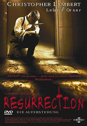 Resurrection - Die Auferstehung (DVD) 1999