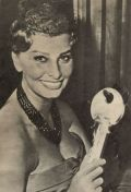 Sophia Loren hält Schlüssel zum Glück