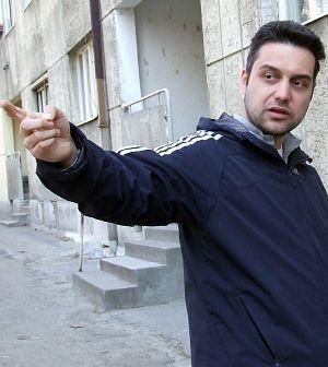 Regisseur Srdan Golubović