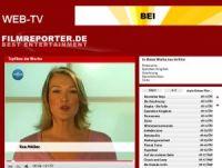 Filmreporter.de startet Web-TV