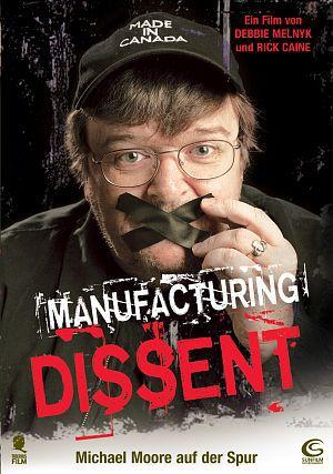 Manufacturing Dissent (DVD)