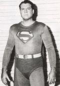 George Reeves als Superman