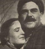 Natalia Medvedeva und Sergei Lukyanov