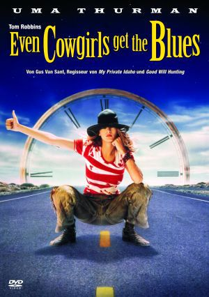 Even Cowgirls get the Blues (DVD) 1993