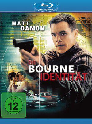 Die Bourne Identität (Blu ray) 2002