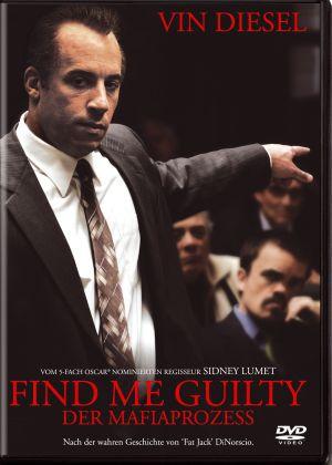 Find Me Guilty - Der Mafiaprozess (DVD) 2006