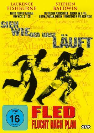 Fled - Flucht nach Plan (DVD) 1996