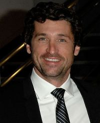 Patrick Dempsey charmant wie immer