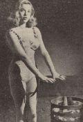 Diana Dors in Pose