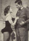 """Germaine Damar und Walter Giller in """"Schlagerparade"""""""