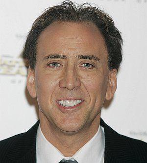 Nicolas Cage auf der Pressekonferenz zu Das Vermächtnis des geheimen Buches in London
