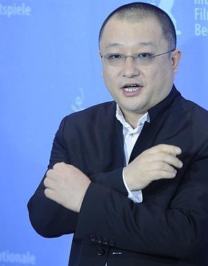 Wang Xiaoshuai auf der Berlinale 2008