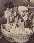 Will Dohm mit Frau Heli und Söhnchen Michael