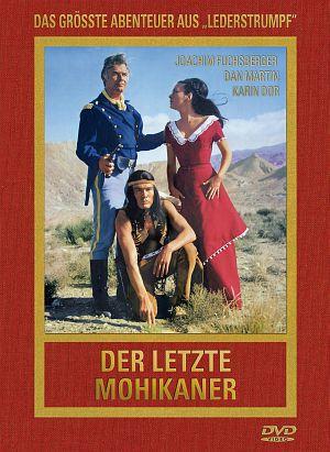 Der letzte Mohikaner (DVD) 1965