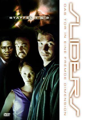 Sliders - Das Tor in eine fremde Dimension (Staffel 1&2 DVD) 1995-1996