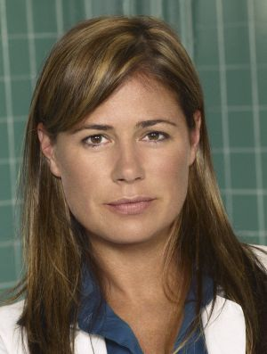 Maura Tierney, Emergency Room (Set)