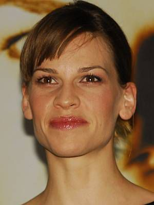 Freedom Writers, Hilary Swank (Photocall Berlin 06) 2007