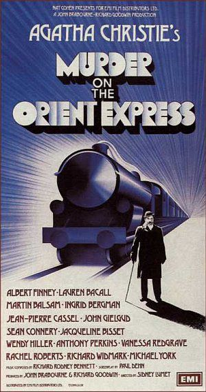 Mord im Orient Express (Kino) engl 1974