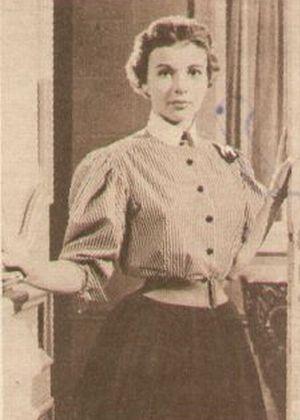 Francoise Arnoul als robuste Heimleiterin