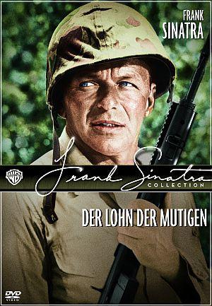 Der Lohn der Mutigen, Frank Sinatra (DVD) 1965