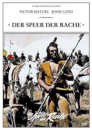 Der Speer der Rache (DVD) 1955