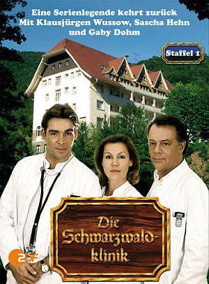 Die Schwarzwaldklinik, 1. Staffel
