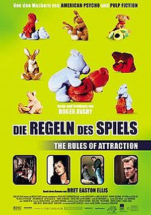Die Regeln des Spiels - The Rules of Attraction (Kino) 2002