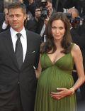 Brad Pitt und Lebensgefährtin Angelina Jolie