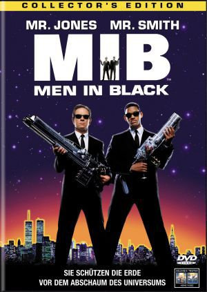 Men in Black, Collector's Edition (Blu Ray) 1997