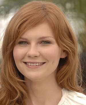 Kirsten Dunst in Cannes (2006)