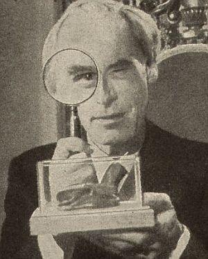 Neue Film Welt, 1948, 2.Jhg. 3.Heft, S.16  Chemie und Liebe, Arno Ebert (Retro 1)