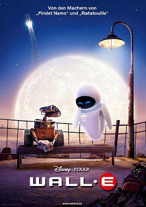 Wall-E - Der Letzte räumt die Erde auf (Kino) 2008