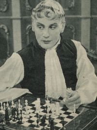 Filmwelt, 16.12.1934, Nr.50, S.7, Hundert Tage, Gustaf Gründgens (Retro 2)