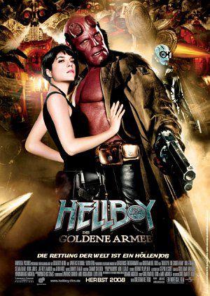 Hellboy - Die goldene Armee (Kino) 2008