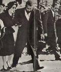Elizabeth Taylor mit Schwager