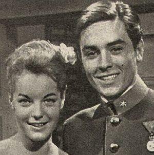 Quick, 1958-09-06, S60f., Christine, Romy Schneider, Alain Delon (Retro 3)