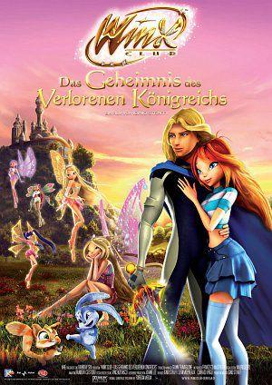 Winx Club - Das Geheimnis des verlorenen Königreichs (Kino) 2007