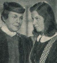 Filmwelt, 1941-04-25, Nr.17, S447, Aufruhr im Damenstift, Elisabeth Markus, Maria Landrock (Retro 2)