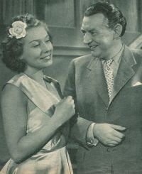 Filmwelt, 1941-04-04, Nr.14, S363, Carl Wery, Leny Marenbach, Carl Wery (Retro 2)