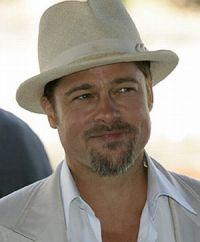 Brad Pitt (Venedig 2008)
