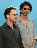 Das gebrüder Ethan und Joel Coen in Venedig 2008