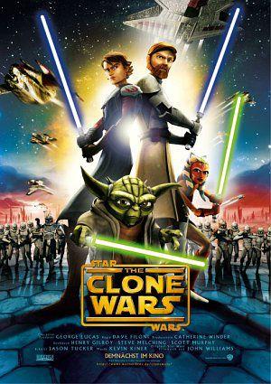 Star Wars: The Clone Wars (Kino) 2008