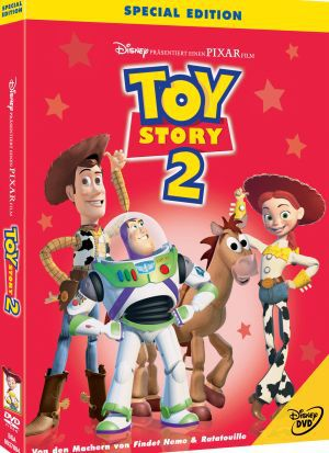 Toy Story 2, Pop-Up Packs (DVD) 1999