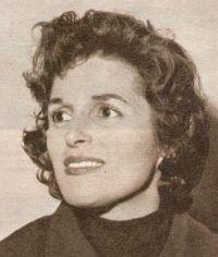 Bild und Funk, 12.01.1958, Nr. 2, S.6, Im Banne der Bibel, Anna Brandimarte (Person)