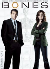 Bones - Die Knochenjägerin - Season 1 (6 DVDs)