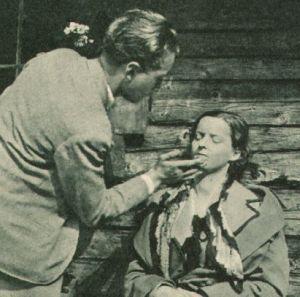 "Hansi Knoteck in ""Schloß Hubertus"""